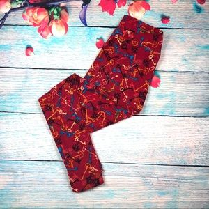 LuLaRoe Key Leggings